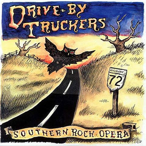 Drive-By Truckers Southern Rock Opera – Knick Knack Records