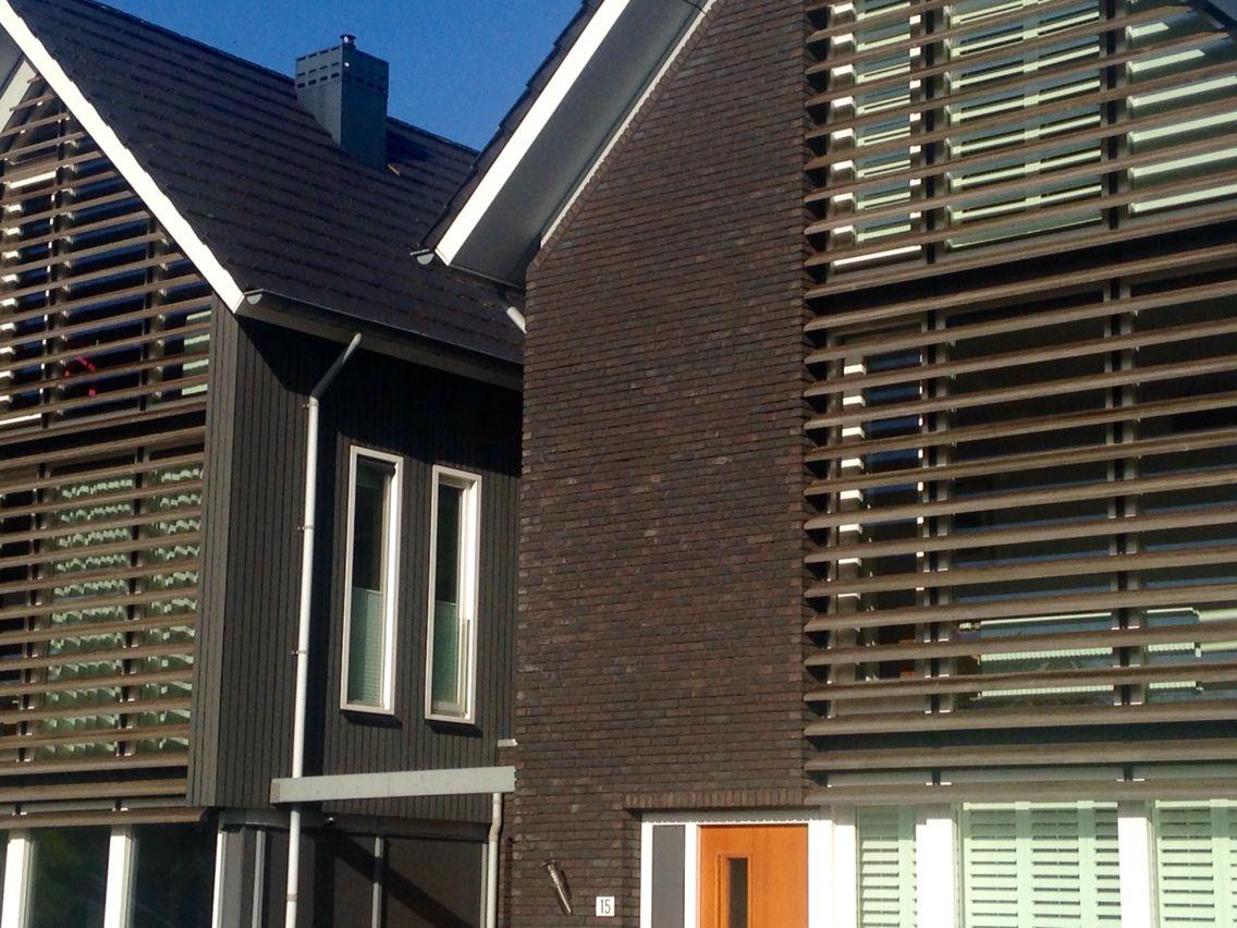 Woningbouw ontwikkeling empel fase iii mbvdarchitecten pinterest