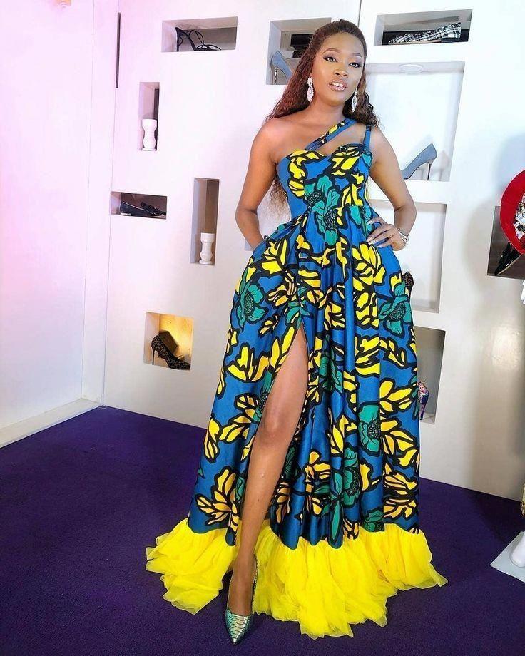 Latest African Ankara Outfits #AnkaraFashionstyles #afrikanischerstil