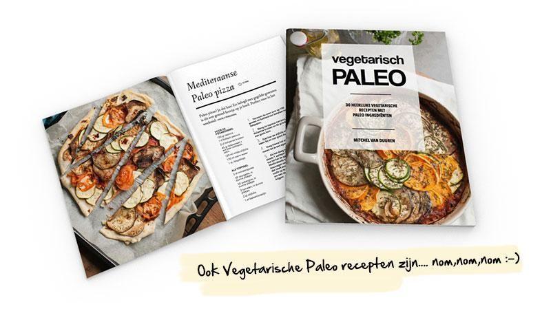 #Paleo #Recepten met de Gezondheids Voordelen v.d Paleo Lifestyle maar dan 100%#Vegetarisch  http://goo.gl/n1o3bs