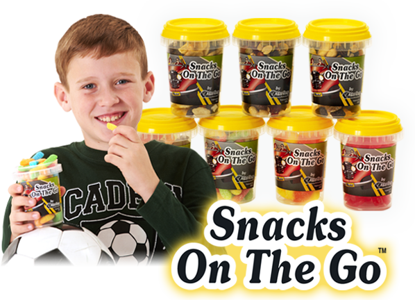 Marlow Candy & Nut Company Snacks On The Go (With images