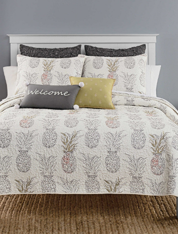 50 Pineapple Bedding Sets Quilts And Duvet Covers For 2020 Bedding Sets Comforter Duvet Cover Bed Linen Design