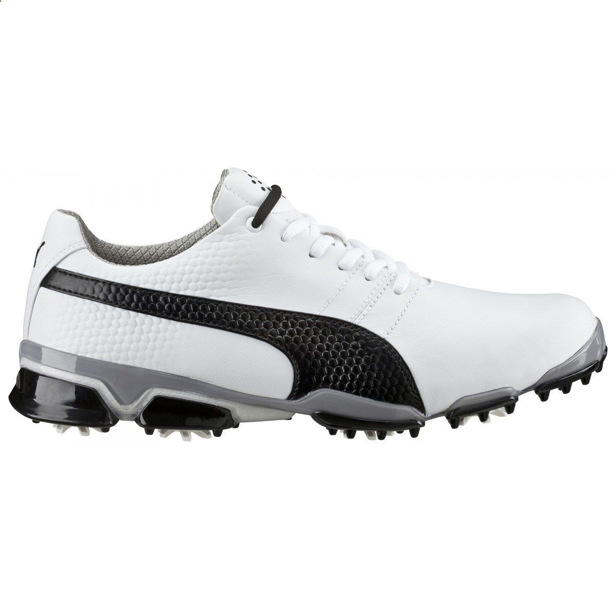 Mens Shoes PUMA Golf Titantour White/Black
