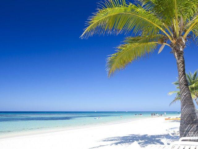 Beach Isla Roatan