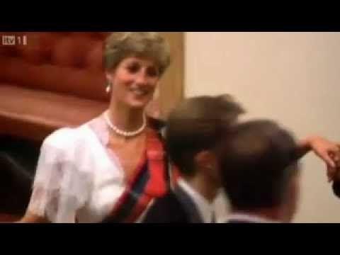 Princess Diana and other Royals seen Dancing At Balmoral ...