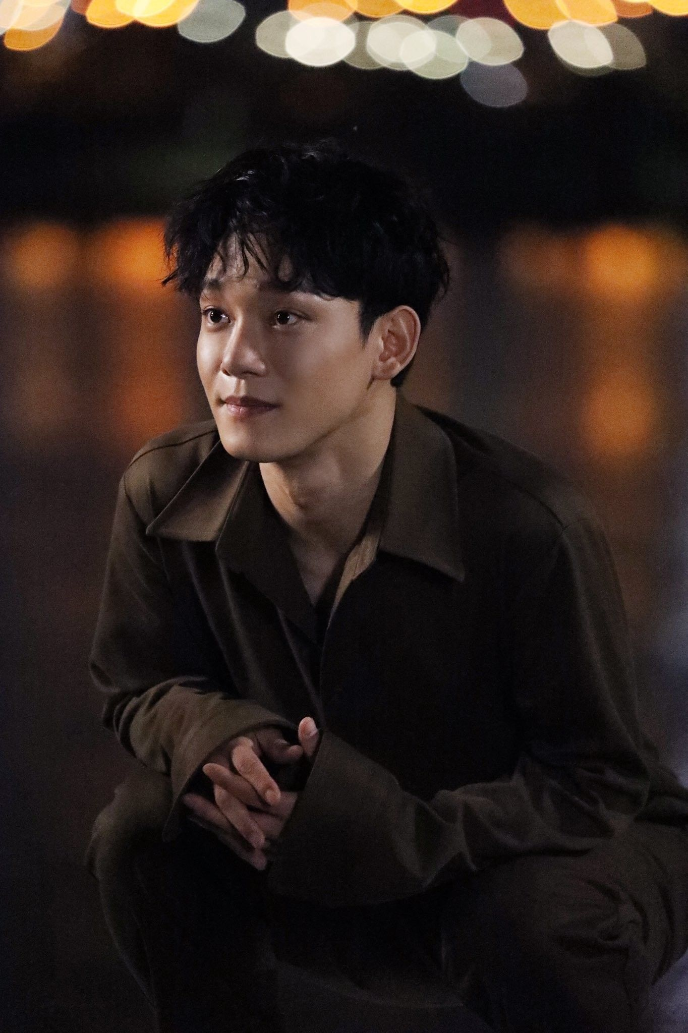 Chen at Shall We? MV Behind The Scenes