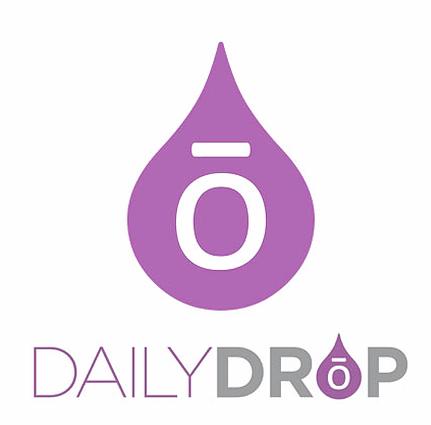 Daily Drop Doterra Logo Doterra Drop Logo