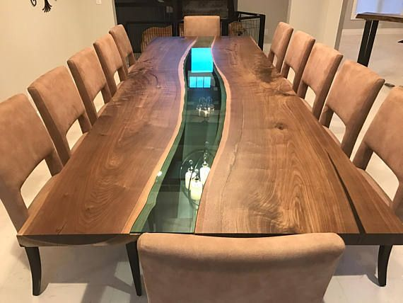 Luxedge Furniture Co Epoxy Tables River Tables Live Edge Tables