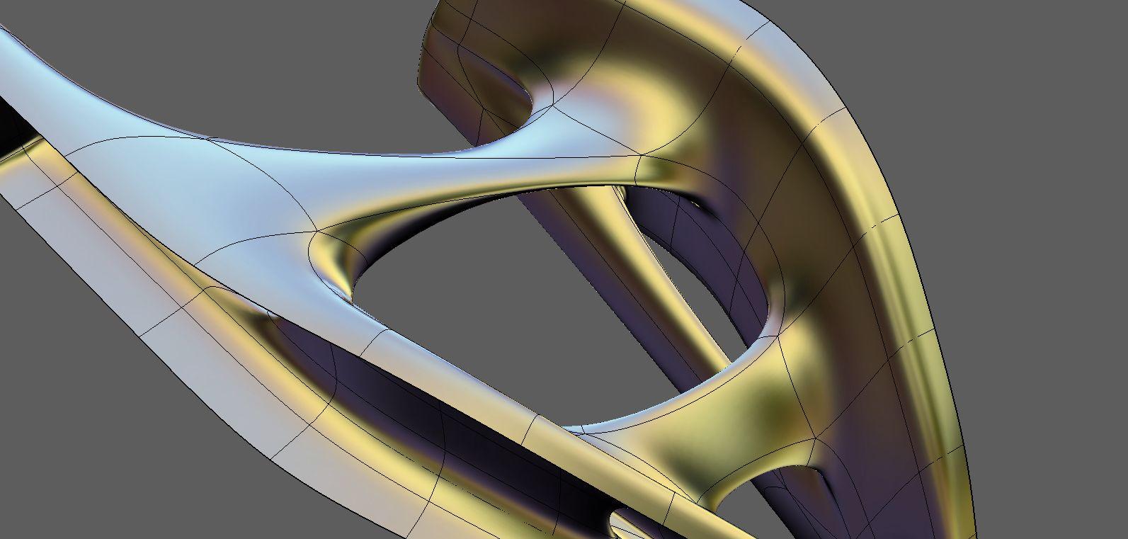 for T spline architecture