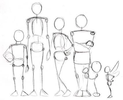 Human anatomy fundamentals advanced body proportions tuts design illustration article look up later