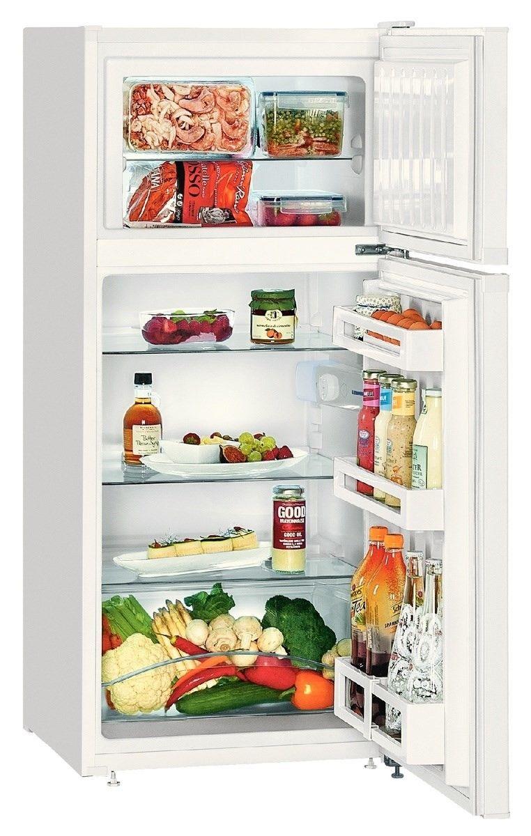 Liebherr Ctp 2121 Comfort Fridge Freezer White Fridges Refrigerator