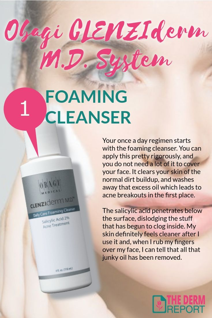 Obagi acne system reviews