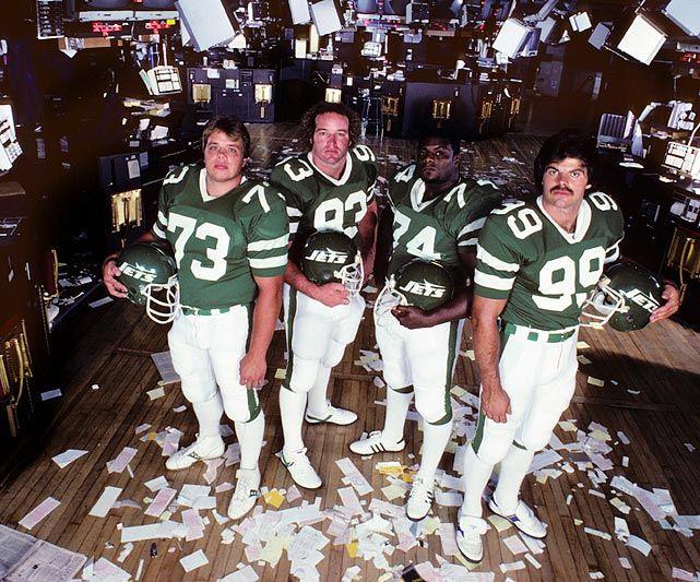 c0f8a592 New York Sack Exchange   New York Jets   Jets football, Sports, New ...