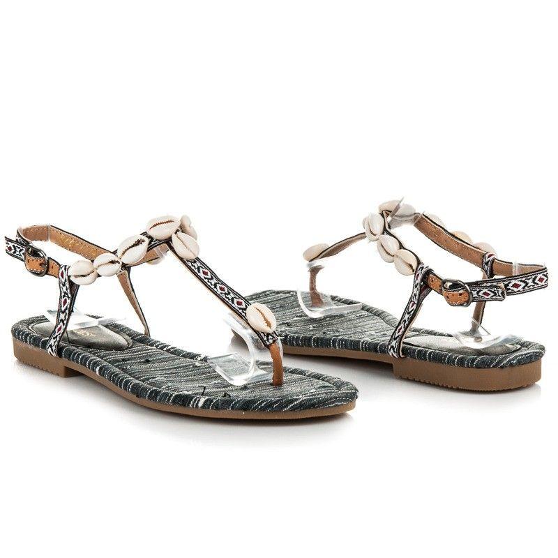 25180350b2540 Dámske sandále ETNO 8223-1B   Dámske sandále   Sandále
