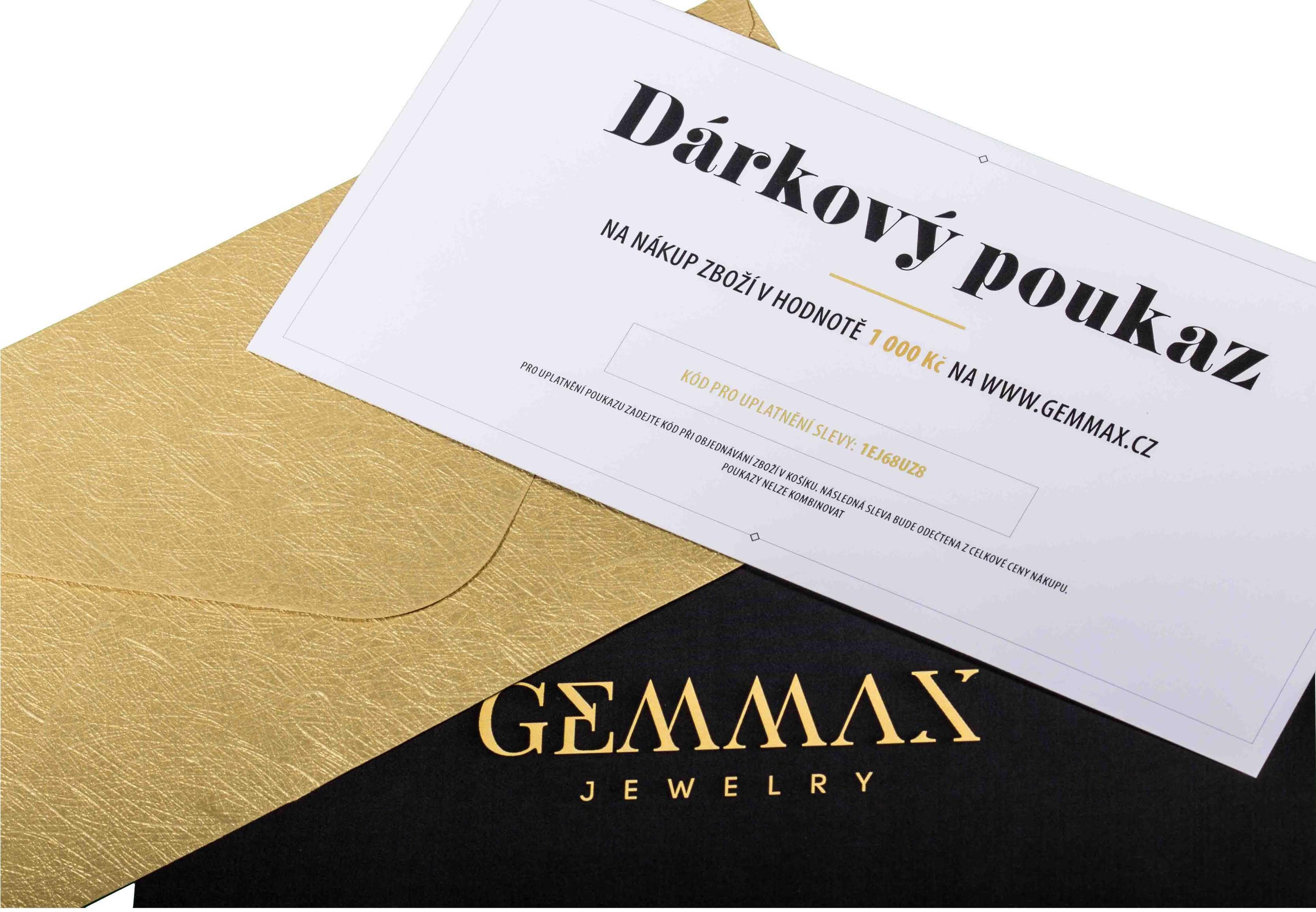 Pin by gemmax jewelry on gift voucher dárkový poukaz pinterest