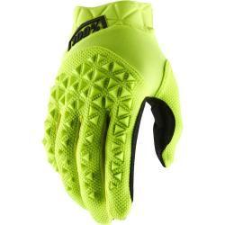 Photo of 100% Airmatic Handschuhe Schwarz Gelb M 100%