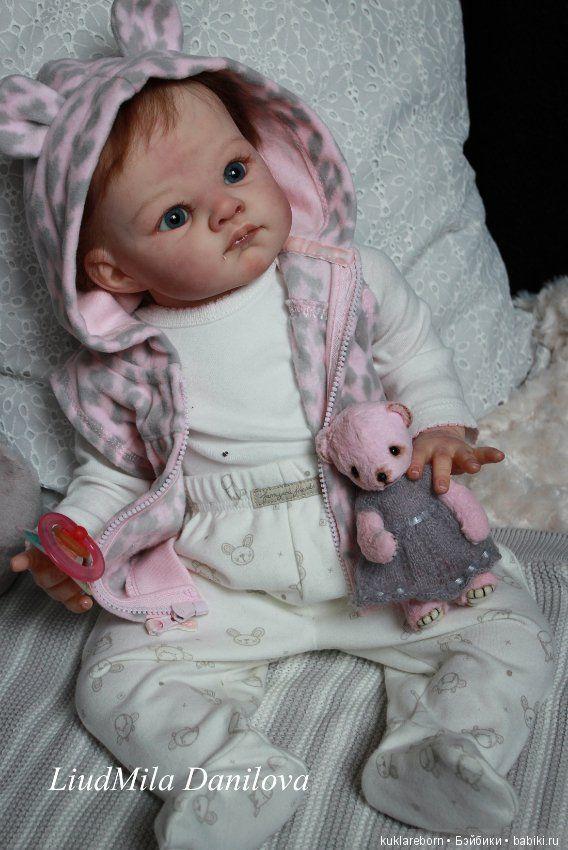 Продажа куклы реборн шопик