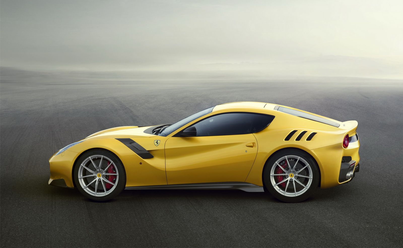 Patent Reveals Ferrari's Plan For New Hybrid Supercar #newferrari