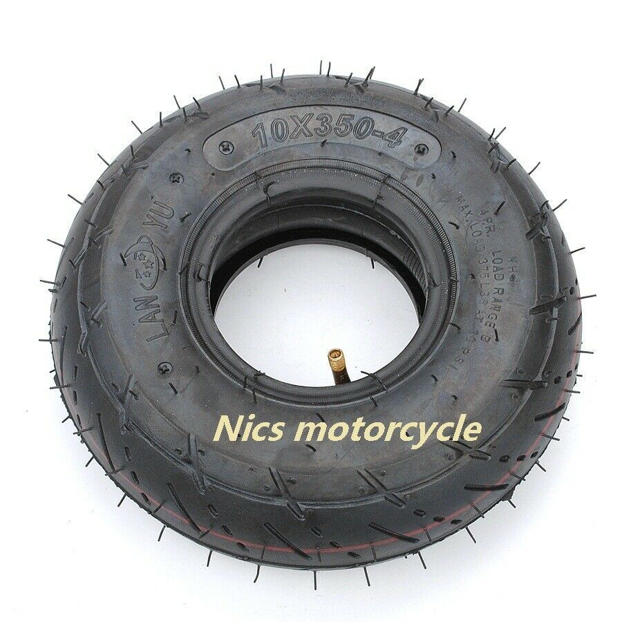 Details About Atv Electric Scooter Wheel Barrow Tire 10 350 4 Inner Tube Tire Trolley Scooter Wheels Electric Scooter Scooter