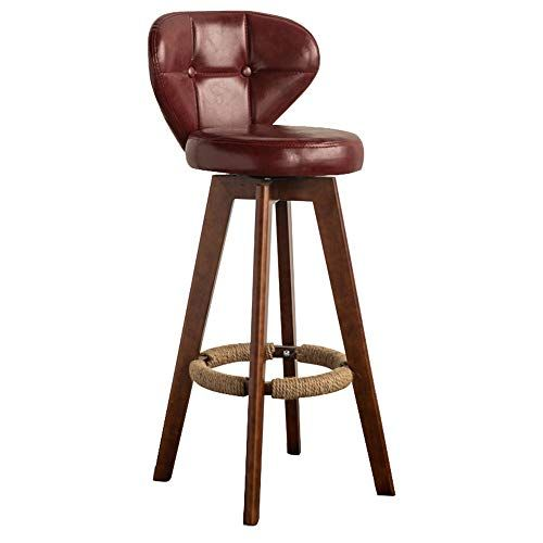 Groovy Bar Stool Home Dining Chair Nordic Bar Stool Backrest High Dailytribune Chair Design For Home Dailytribuneorg