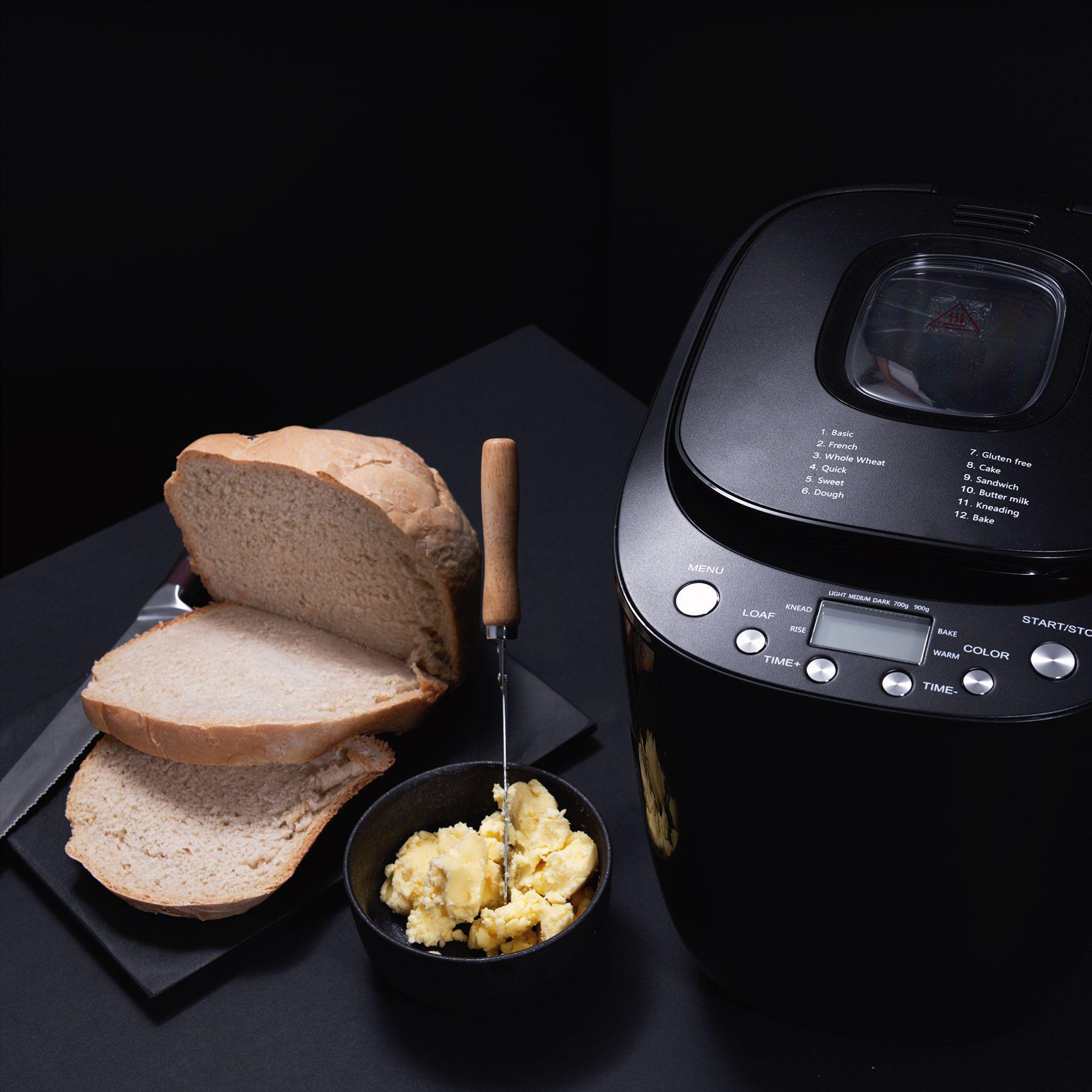 baka bröd maskin