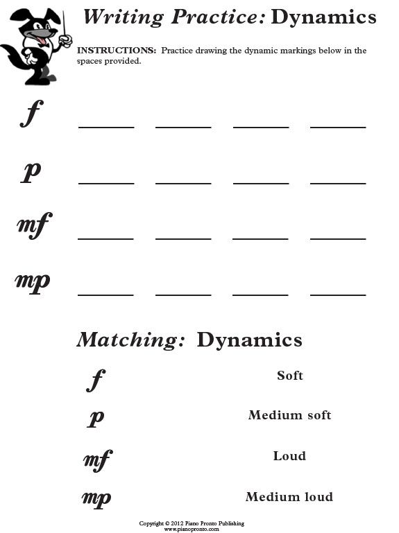 piano method books and printable sheet music for all ages levels worksheets music. Black Bedroom Furniture Sets. Home Design Ideas