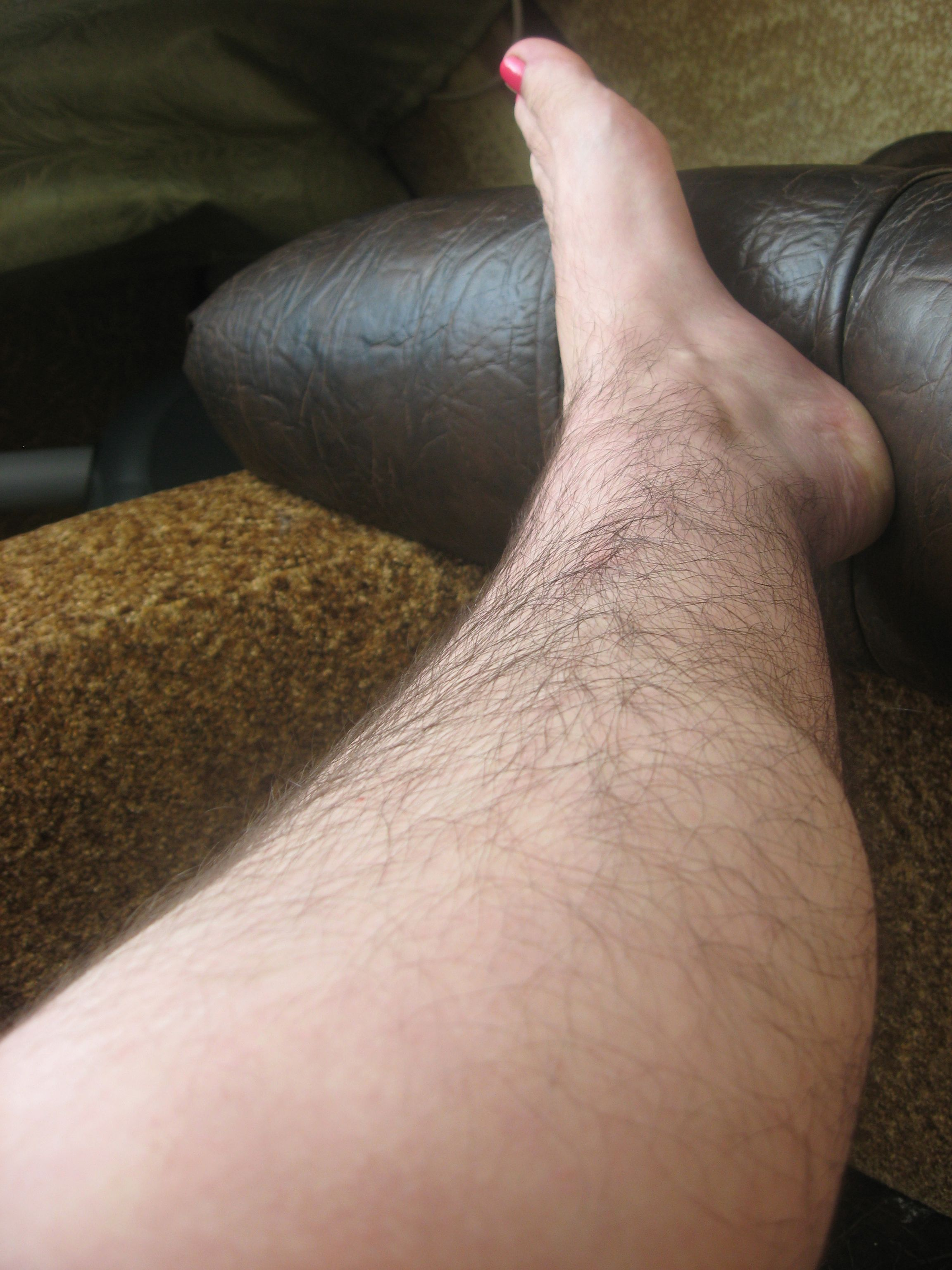 Ask a dream book: hairy legs that foretell 48