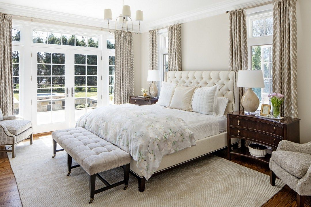 Traditional And Romantic Master Bedroom Ideas 24