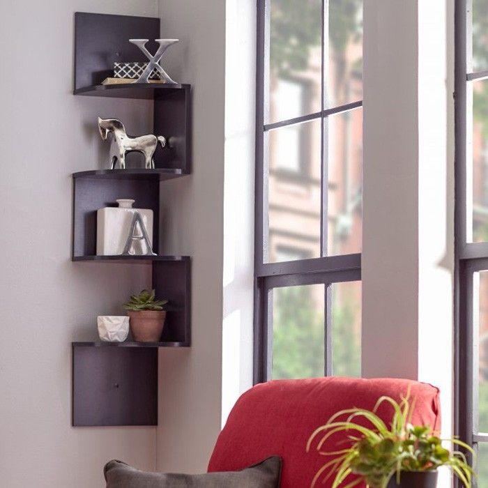 Eckregal Ikea Selber Bauen Holz Wohnzimmer Kreative Wandgestaltung Deko Ideen Diy Ideen10