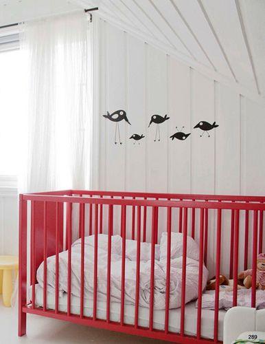 painting an ikea crib opens every door kids rooms ikea crib rh pinterest com