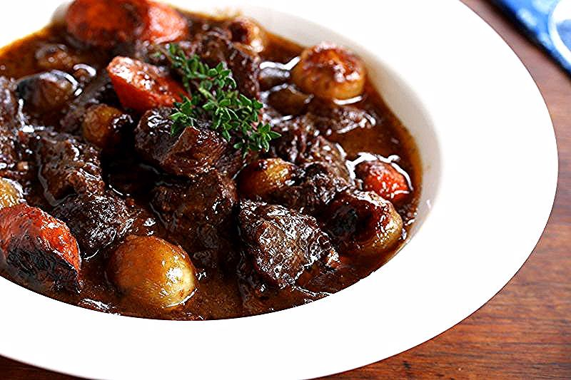 Photo of The ultimate recipe: beef bourguignon, the only one, the only …