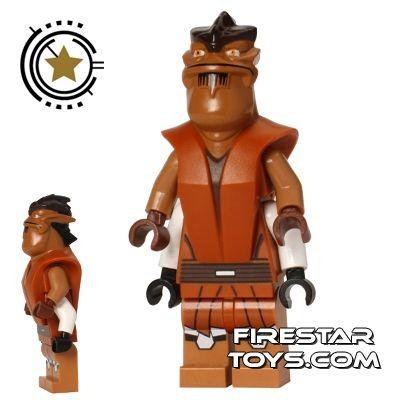 LEGO Star Wars Mini Figure - Pong Krell   lego star wars minifigures ...