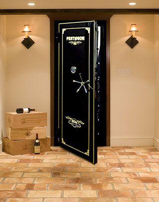 vault doors gun vaults armory vault doors and hurricane doors by rh pinterest com