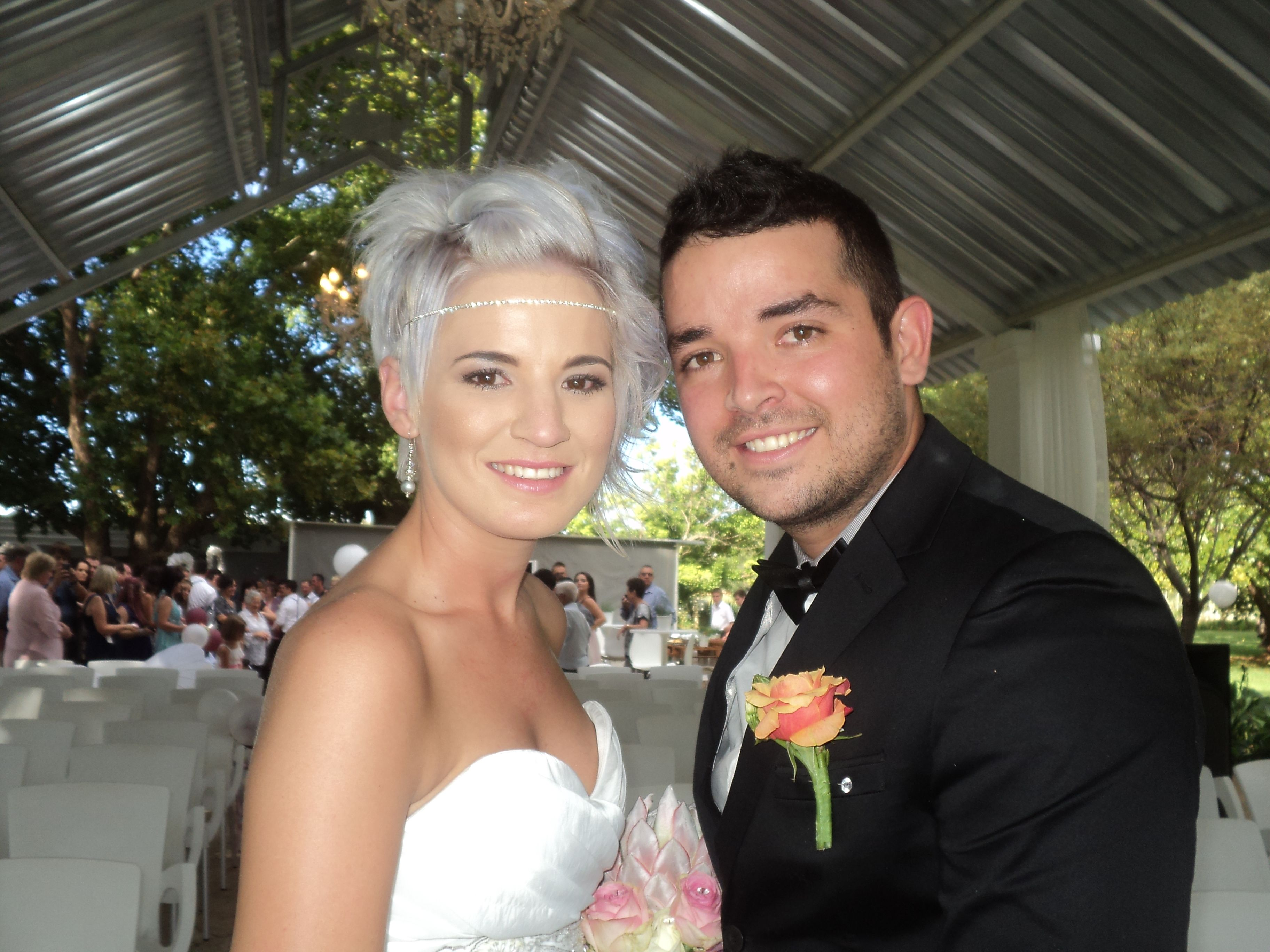 My cousin's wedding<3