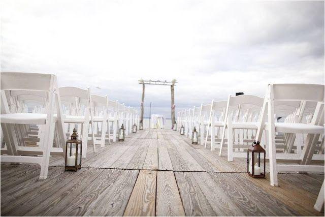 Crescent Beach Club Wedding By DM Events Planning Design