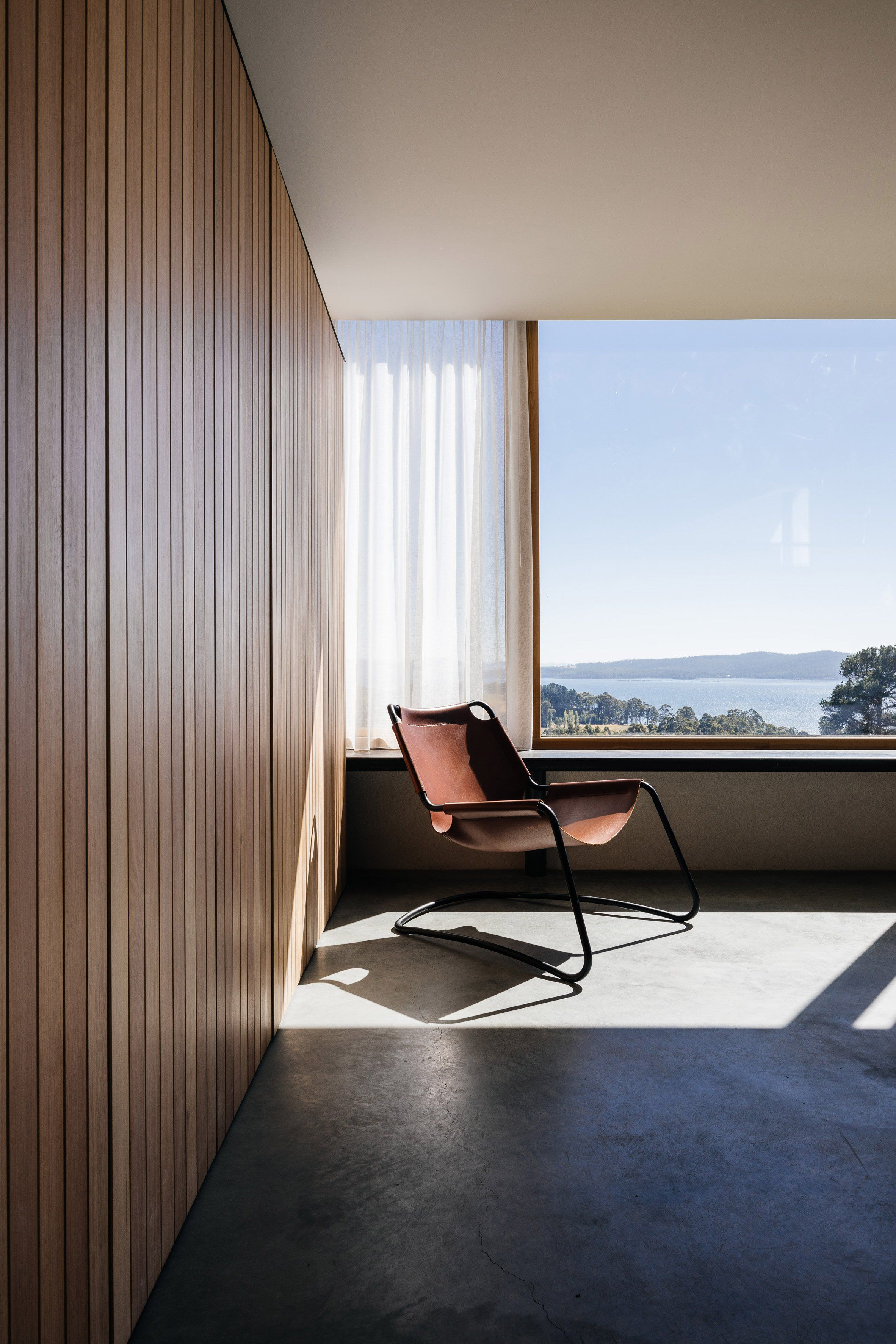 sunnybanks house tasmania by core collective architects beach rh pinterest com