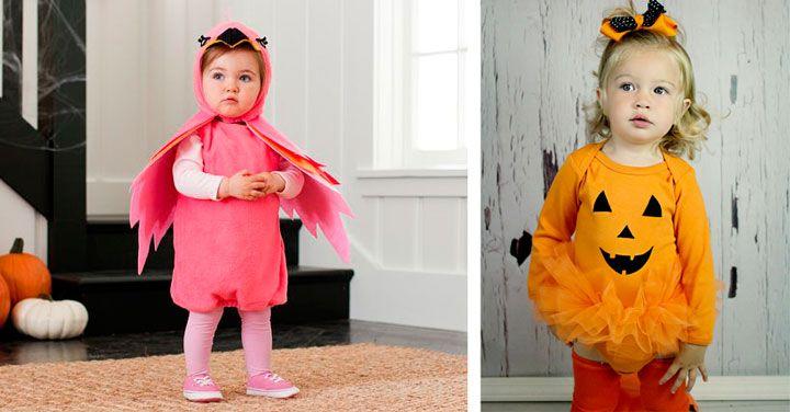 Disfraces de halloween para peques