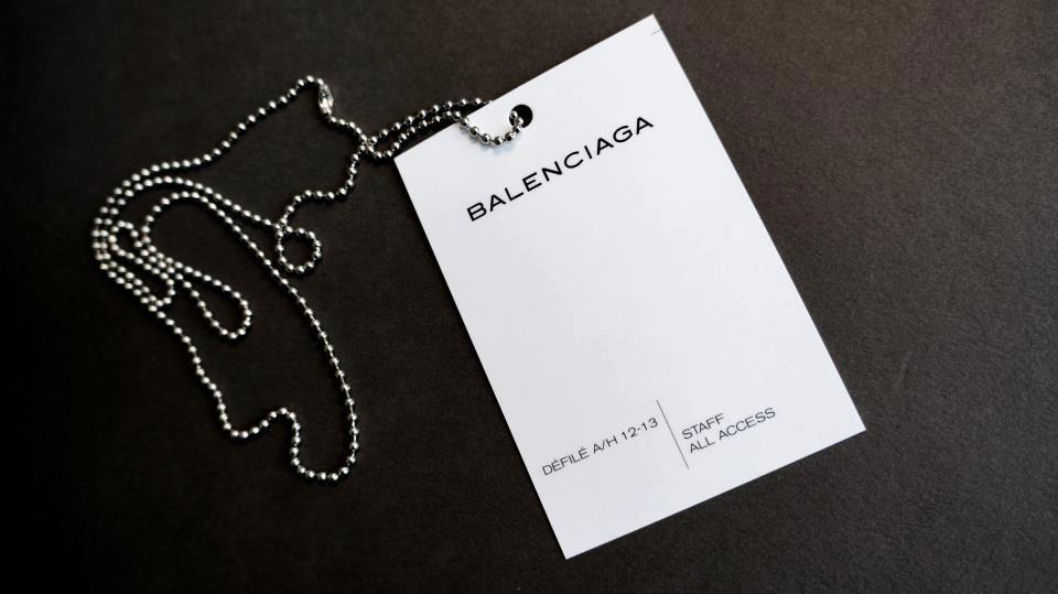Balenciagau0027s Fashion Show in Pars Balenciagau0027s Fashion