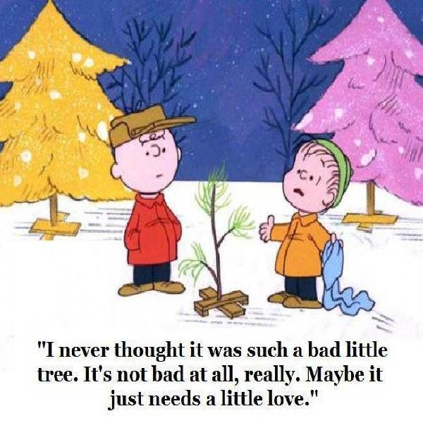 Charlie Brown Christmas Quotes | THE most Wonderful Time of the Year ...