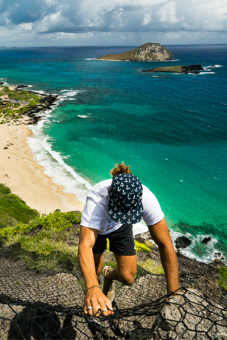tom tom trail is most underrated hike on oahu journey era blog rh pinterest com