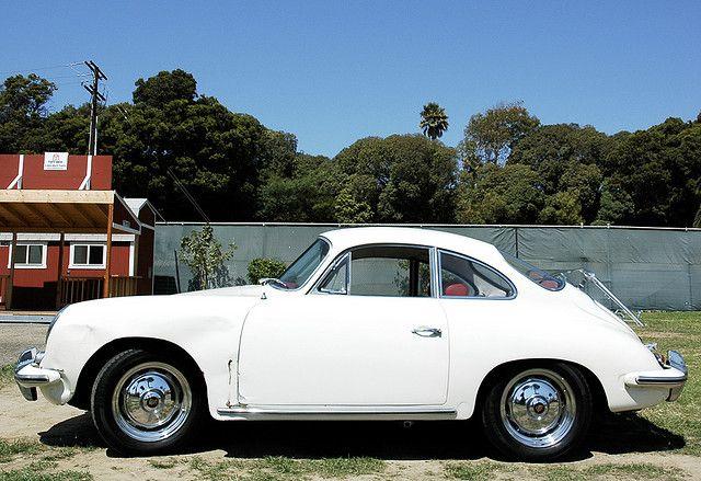Porsche 356 B Coupe • 1960
