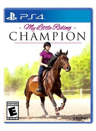 Maximum Games My Little Riding Champion Ps4 Nintendo Switch