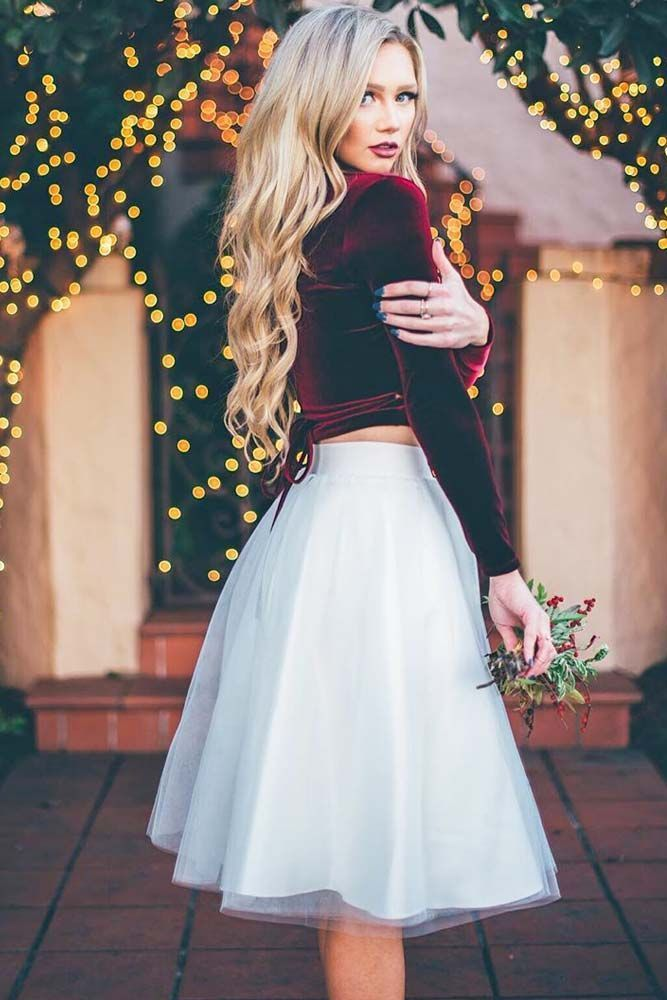 49 Gorgeous Dresses for Winter Party