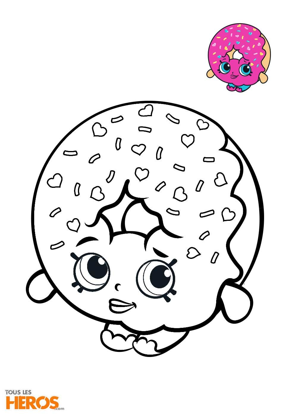 Pin By Julie Brossard On Crafts Shopkin Coloring Pages Shopkins
