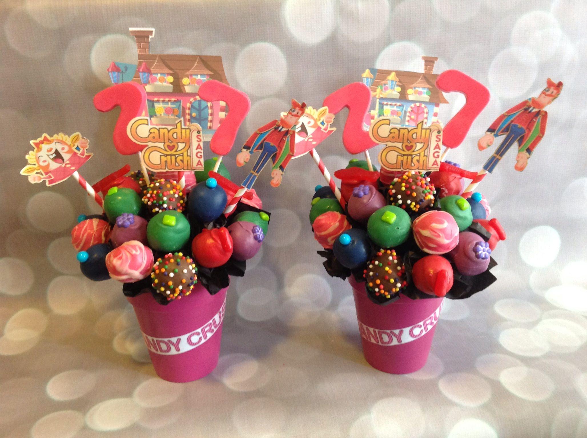 Fruit pop crush game - Candy Crush Cake Pops