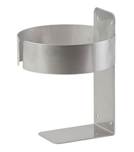 Best Sanitizers Md10200 Stainless Steel Wall Bracket With Con