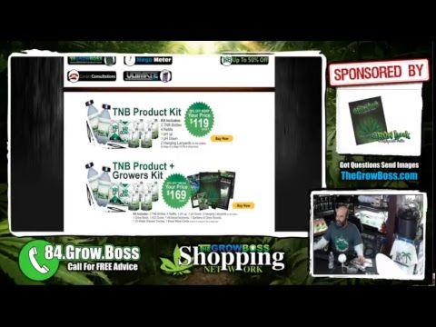 Grow boss shopping network e19 sick deals on indoor garden grow boss shopping network e19 sick deals on indoor garden cannabis equipment and workwithnaturefo