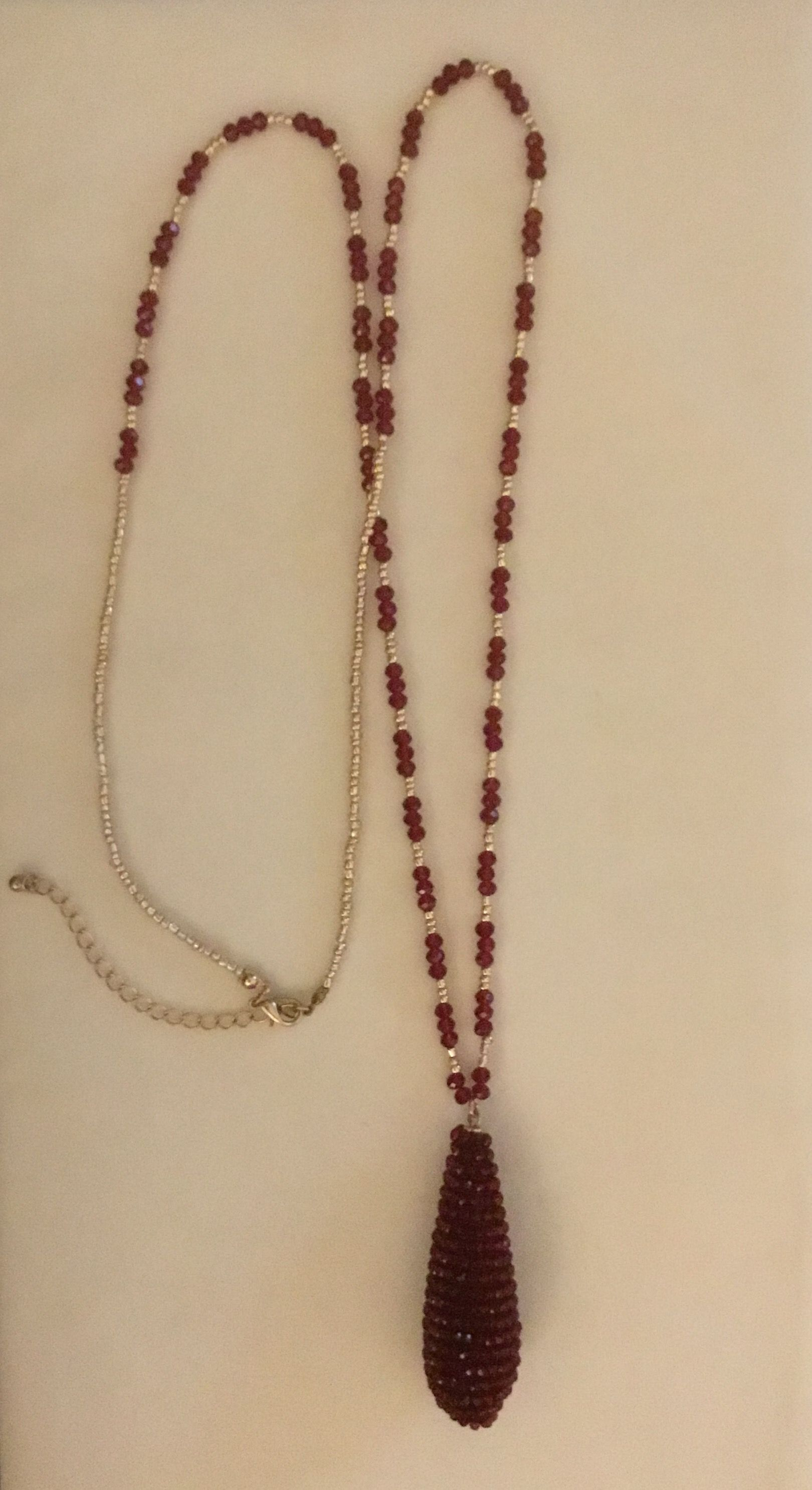 Necklace from lovejewelscollection.com  Fabulous!!!