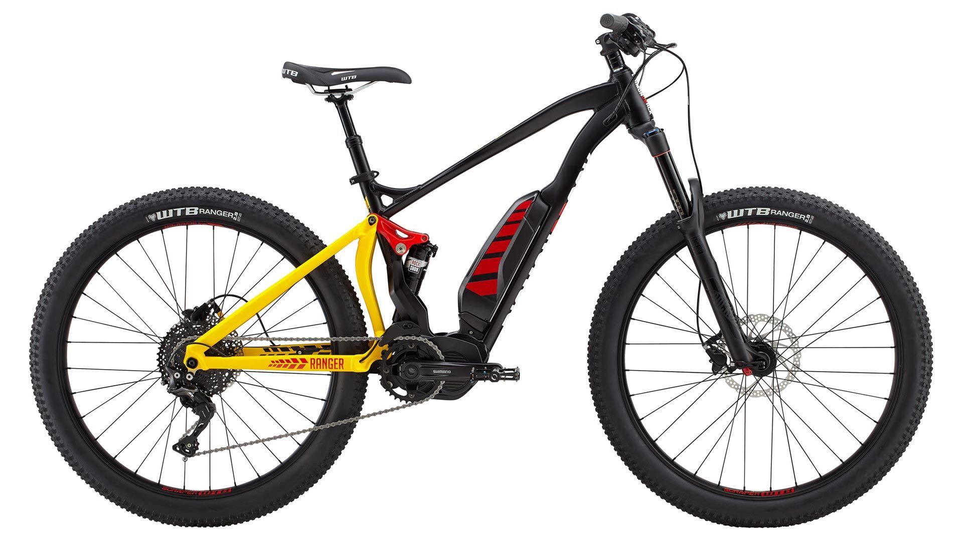 Diamondback Ranger 3.0 2018 Electric Mountain Bike Black