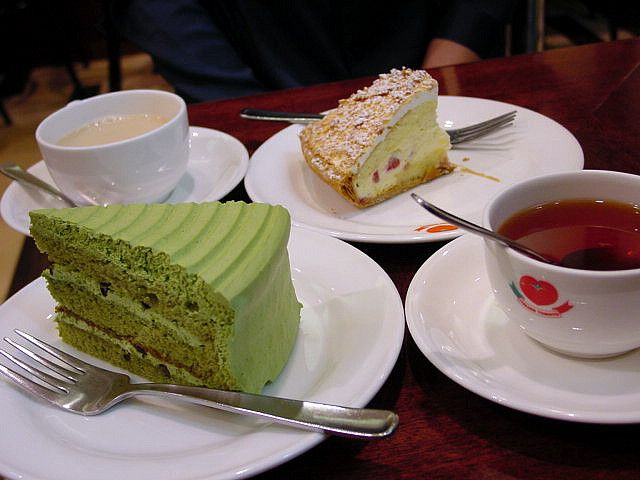 tea time by adlaw, via Flickr
